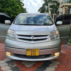 Toyota Alphard 2005 Silver   Cars for sale in Dar es Salaam, Kinondoni