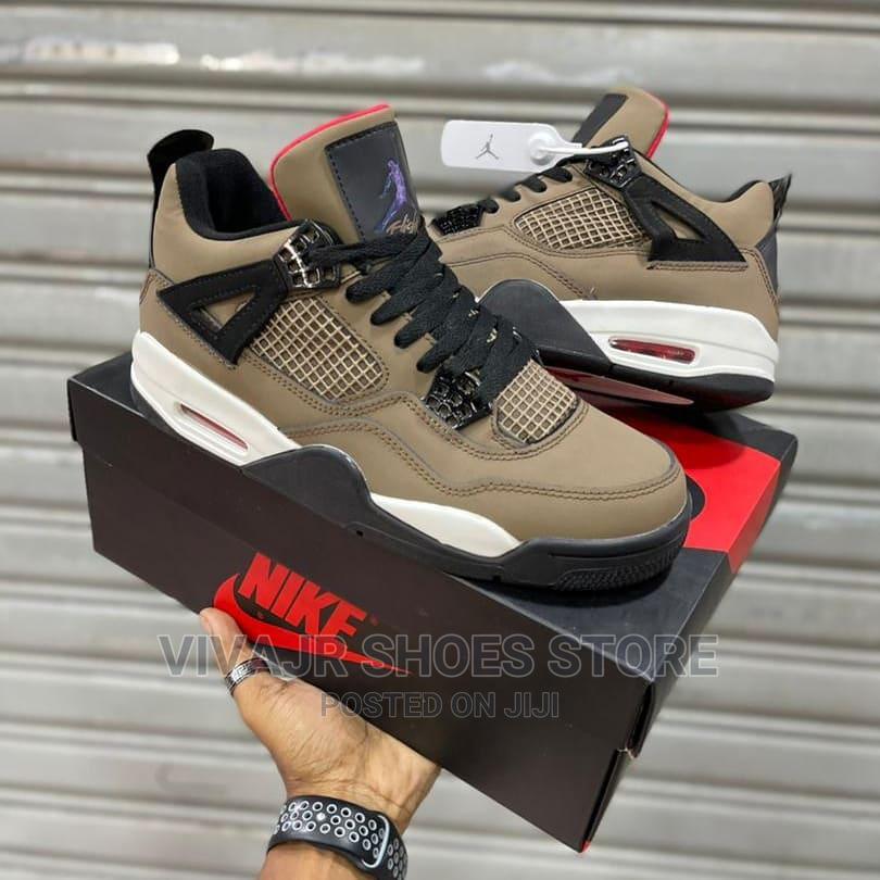 Air Jordan's 4
