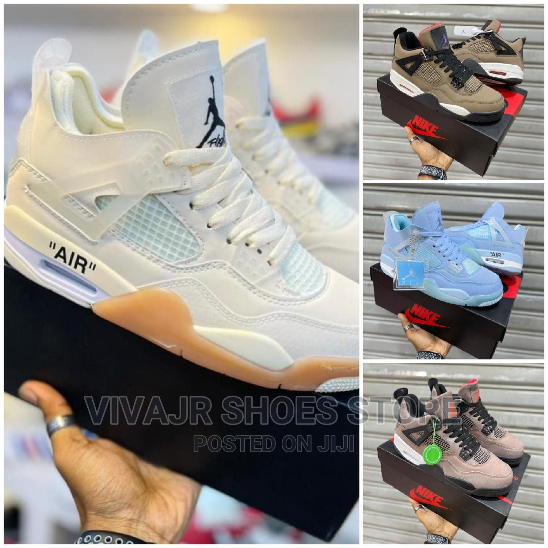 Air Jordan's 4 | Shoes for sale in Ilala, Dar es Salaam, Tanzania