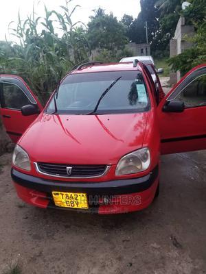 Toyota Raum 2001 Red   Cars for sale in Dar es Salaam, Kinondoni