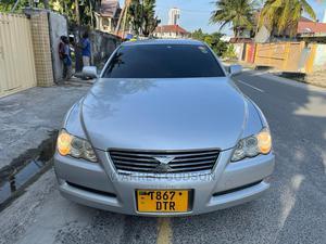 Toyota Mark X 2005 Silver   Cars for sale in Dar es Salaam, Ilala