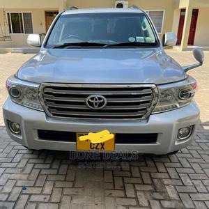 Toyota Land Cruiser 2014 Silver | Cars for sale in Dar es Salaam, Kinondoni