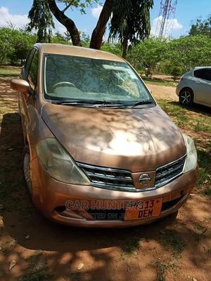 Nissan Tiida 2004 Brown   Cars for sale in Dar es Salaam, Kinondoni