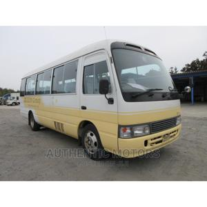 Toyota Coaster 1996 Model 1hz Engine | Buses & Microbuses for sale in Dar es Salaam, Ilala