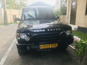 Land Rover Discovery 2003 Black | Cars for sale in Dar es Salaam, Kinondoni