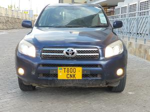 Toyota RAV4 2008 Blue   Cars for sale in Mwanza Region, Ilemela