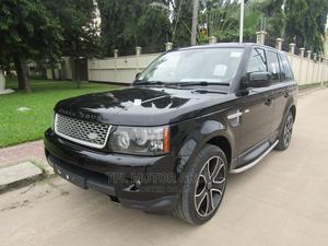 Land Rover Range Rover 2012 Black | Cars for sale in Dar es Salaam, Kinondoni