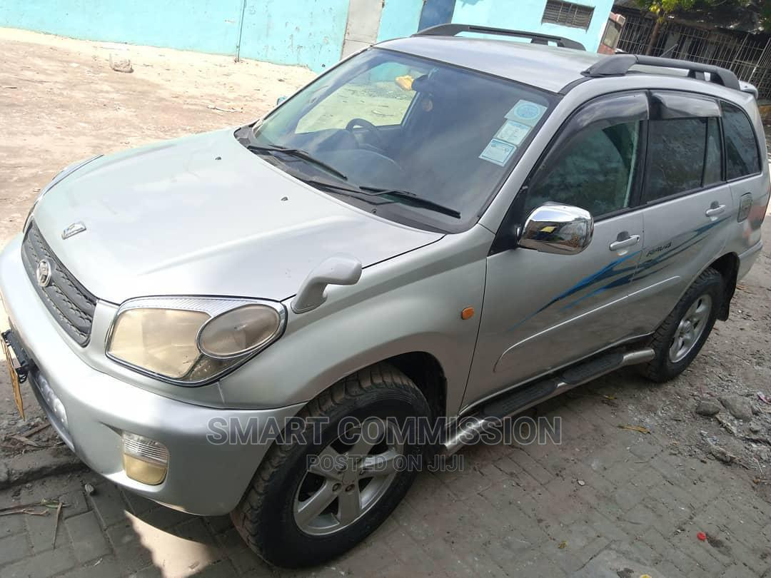 Toyota RAV4 2004 1.8 Silver   Cars for sale in Kinondoni, Dar es Salaam, Tanzania