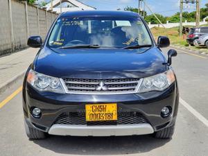 Mitsubishi Outlander 2006 2.4 LS 4WD Black | Cars for sale in Dar es Salaam, Kinondoni