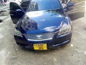Toyota Mark X 2006 Blue | Cars for sale in Dar es Salaam, Kinondoni