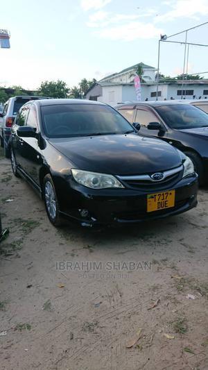Subaru Impreza 2009 1.5 Black   Cars for sale in Dar es Salaam, Kinondoni