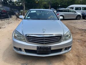 Mercedes-Benz C-Class 2007 Silver   Cars for sale in Dar es Salaam, Kinondoni