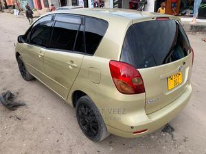Toyota Corolla Spacio 2004 1.8 X 4WD Gold | Cars for sale in Dar es Salaam, Ilala
