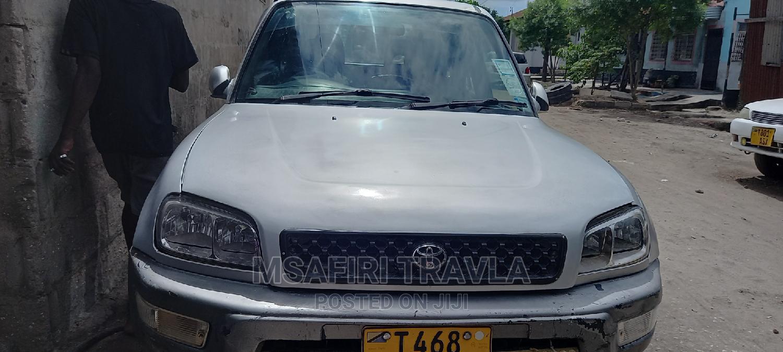 Toyota RAV4 1998 Cabriolet Silver