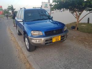 Toyota RAV4 2003 Automatic Blue | Cars for sale in Dar es Salaam, Kinondoni