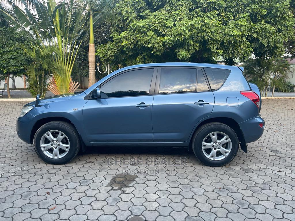 Toyota RAV4 2007 1.8 Blue | Cars for sale in Kinondoni, Dar es Salaam, Tanzania