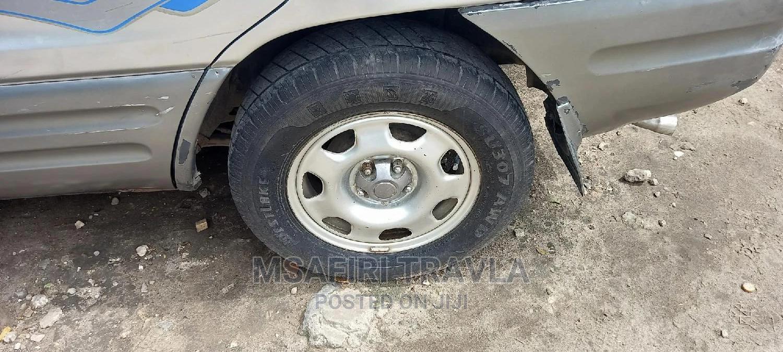 Toyota RAV4 1998 Cabriolet Silver | Cars for sale in Kinondoni, Dar es Salaam, Tanzania