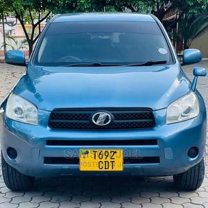 Toyota RAV4 2006 Blue   Cars for sale in Dar es Salaam, Kinondoni