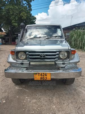Toyota Land Cruiser 1998 Silver | Cars for sale in Dar es Salaam, Kinondoni