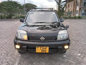 Nissan X-Trail 2002 Automatic Black | Cars for sale in Dar es Salaam, Kinondoni