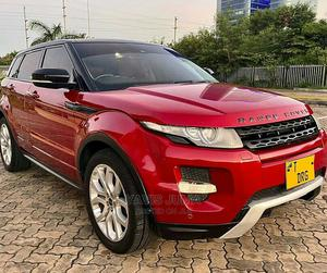 Land Rover Range Rover Evoque 2013 Red   Cars for sale in Dar es Salaam, Kinondoni