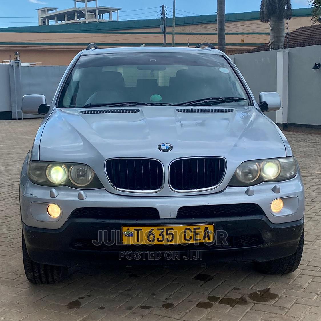 Archive: BMW X5 2005 3.0d Blue