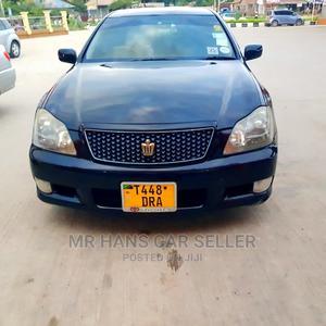 Toyota Crown 2003 Black   Cars for sale in Dar es Salaam, Kinondoni