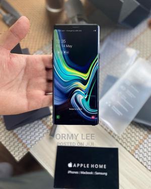 New Samsung Galaxy Note 9 128 GB Black | Mobile Phones for sale in Dar es Salaam, Ilala