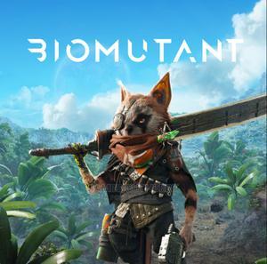 Biomutant PC/PS4 | Video Games for sale in Dar es Salaam, Kinondoni