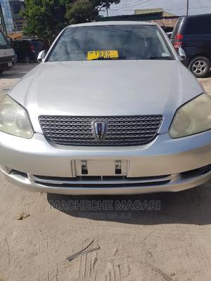 Toyota Mark II 2001 Silver   Cars for sale in Dar es Salaam, Kinondoni