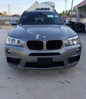 BMW X3 2012 Gray   Cars for sale in Dar es Salaam, Kinondoni