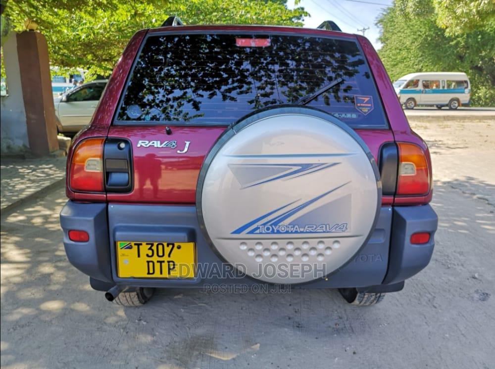 Toyota RAV4 1997 Base FWD Red | Cars for sale in Temeke, Dar es Salaam, Tanzania