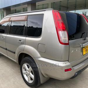 Nissan X-Trail 2003 Gray | Cars for sale in Dar es Salaam, Kinondoni