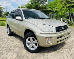 Toyota RAV4 2000 Automatic Gold | Cars for sale in Dar es Salaam, Kinondoni