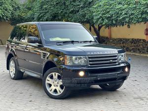 New Land Rover Range Rover Sport 2006 Black   Cars for sale in Dar es Salaam, Kinondoni