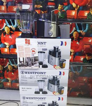 Westpoint Blender 4 in 1 | Kitchen Appliances for sale in Dar es Salaam, Ilala
