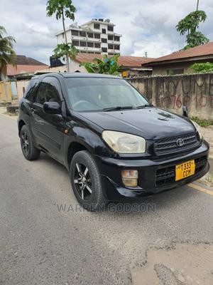 Toyota RAV4 2002 Automatic Black   Cars for sale in Dar es Salaam, Kinondoni