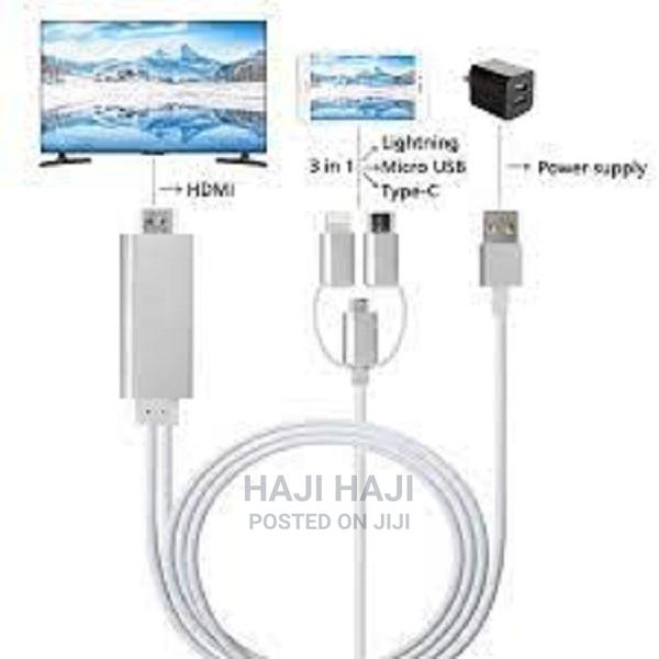Archive: 3 In 1 HDTV Cable