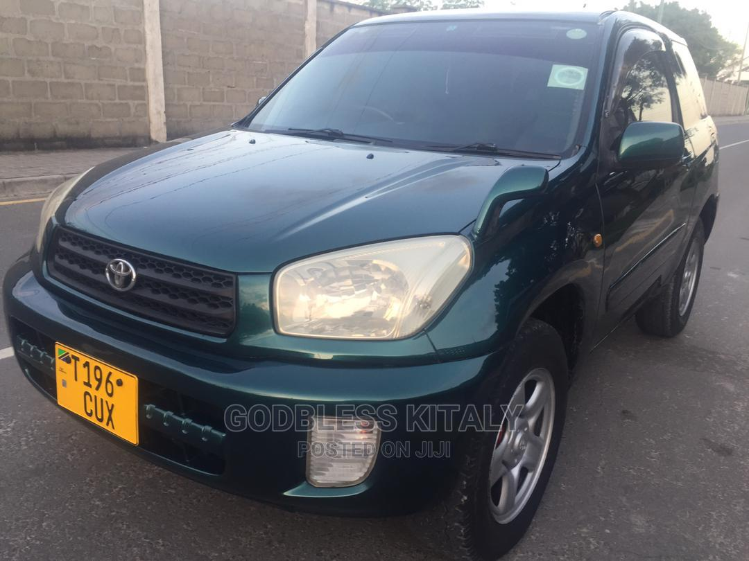 Archive: Toyota RAV4 2000 Automatic Blue