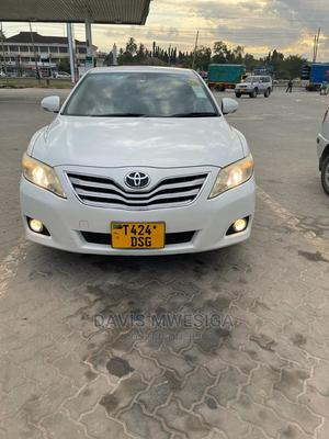 Toyota Camry 2009 White   Cars for sale in Dar es Salaam, Kinondoni