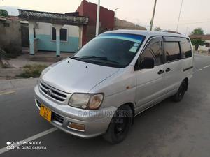 Toyota Noah 2000 Silver   Cars for sale in Dar es Salaam, Kinondoni