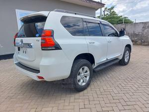 Toyota Land Cruiser Prado 2017 White | Cars for sale in Dar es Salaam, Kinondoni