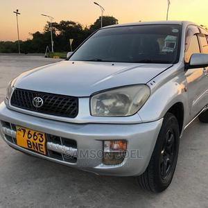 Toyota RAV4 2001 Gray | Cars for sale in Dar es Salaam, Kinondoni