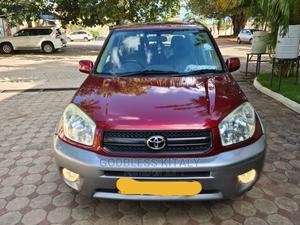 Toyota RAV4 2004 Red | Cars for sale in Dar es Salaam, Kinondoni