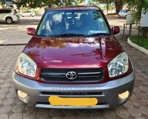Toyota RAV4 2005 Red   Cars for sale in Dar es Salaam, Kinondoni