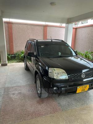 Nissan X-Trail 2003 2.0 Comfort Black | Cars for sale in Dar es Salaam, Kinondoni