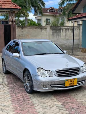 Mercedes-Benz C-Class 2005 C 180 Kompressor (S203) Silver   Cars for sale in Dar es Salaam, Kinondoni