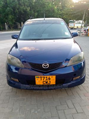Mazda Demio 2005 Blue | Cars for sale in Dar es Salaam, Kinondoni