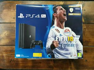 Sony Playstation 4 Pro Game Console 1TB With 8 Free Games | Video Game Consoles for sale in Dar es Salaam, Ilala