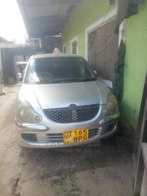 Toyota Duet 2003 Silver   Cars for sale in Dar es Salaam, Ilala